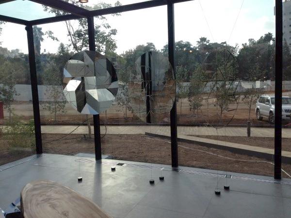 גלרייה בפארק בבלי תל אביב